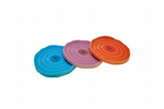 "Buffing Wheels, 6"" x 1/2"", Triple Stitched, Set x 3, Lilac, Orange and Blue. X8137"